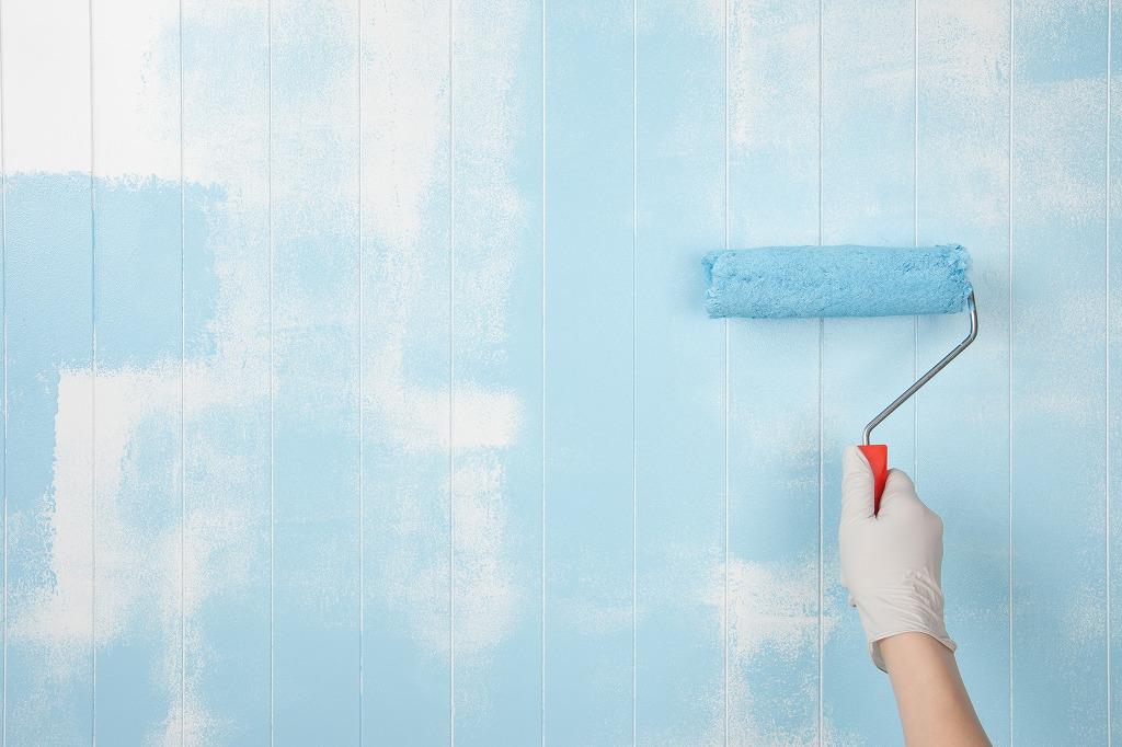 外壁塗装に使用されている素材について