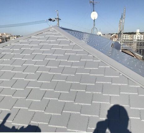 千種区 I様邸 屋根塗装工事