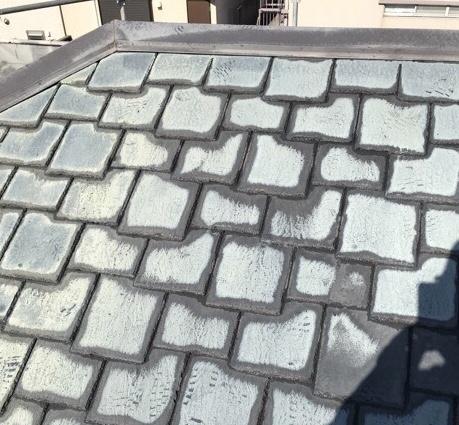 愛知県名古屋市千種区某所 屋根塗装工事