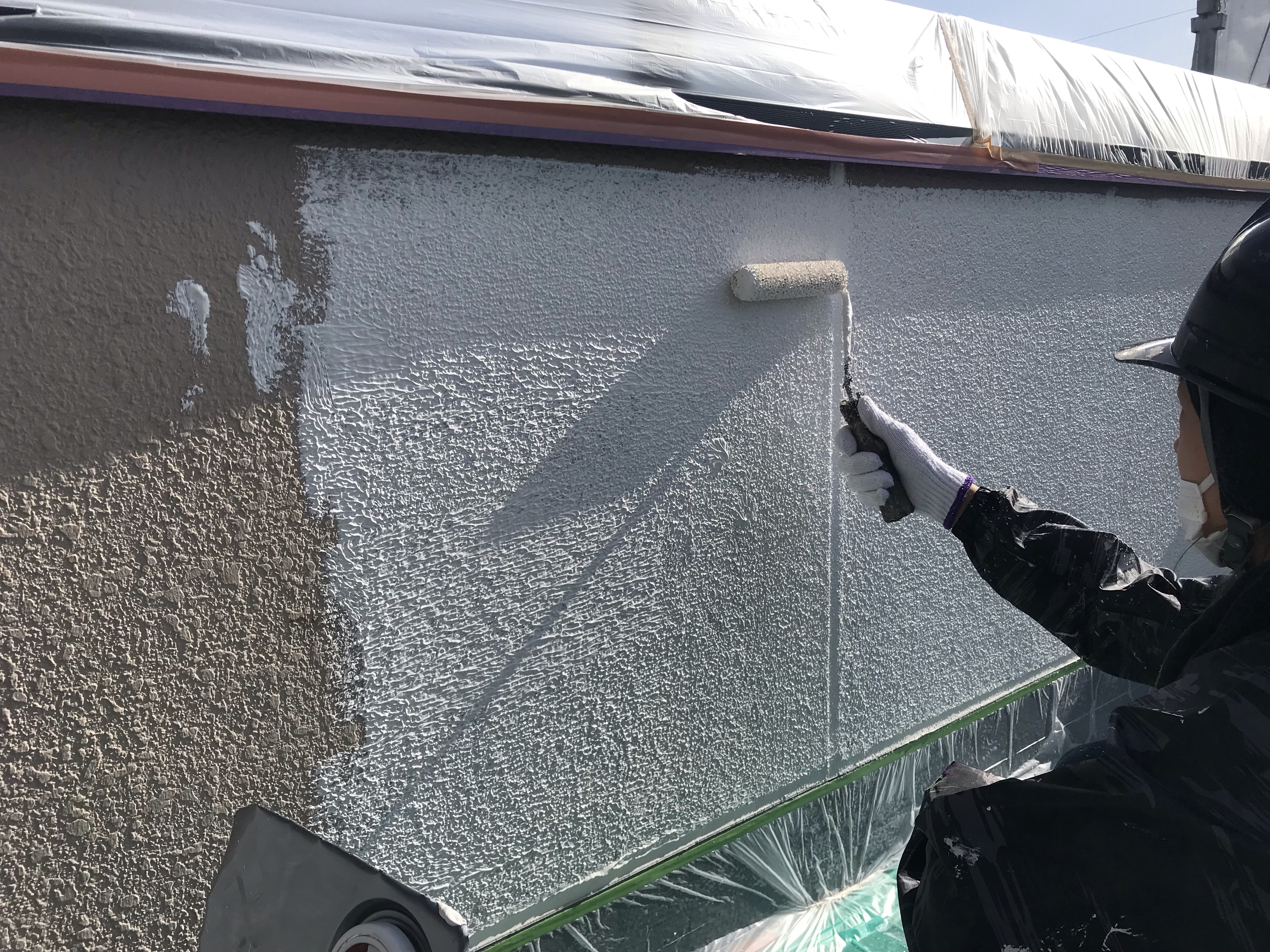 小牧市 K様邸 外壁塗装工事